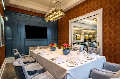 Langton's Restaurant - Private Dining